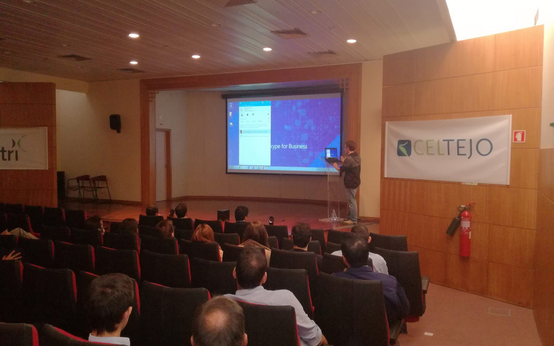 Celtejo's next Technical Meeting takes place in September