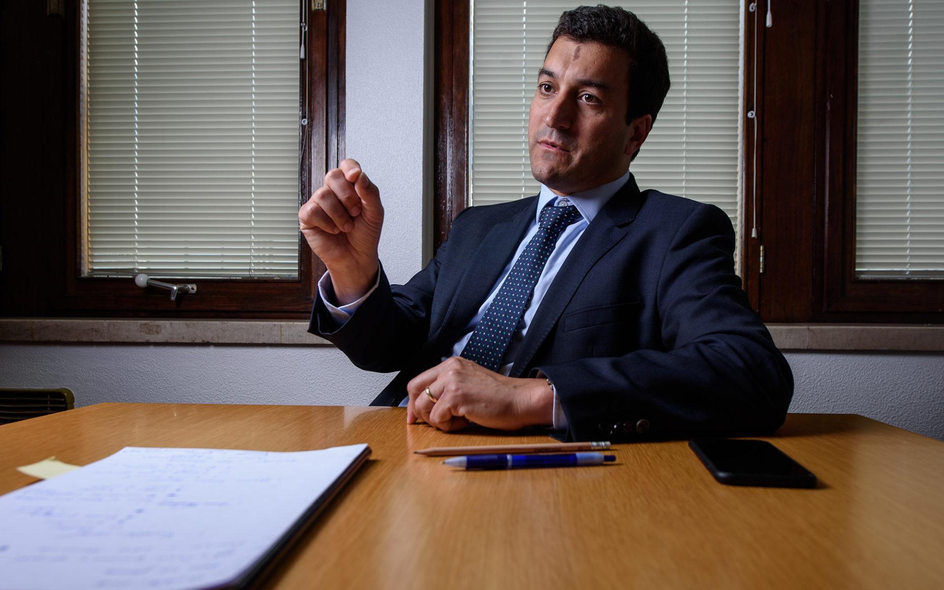 Miguel Silveira, administrador da Altriflorestal