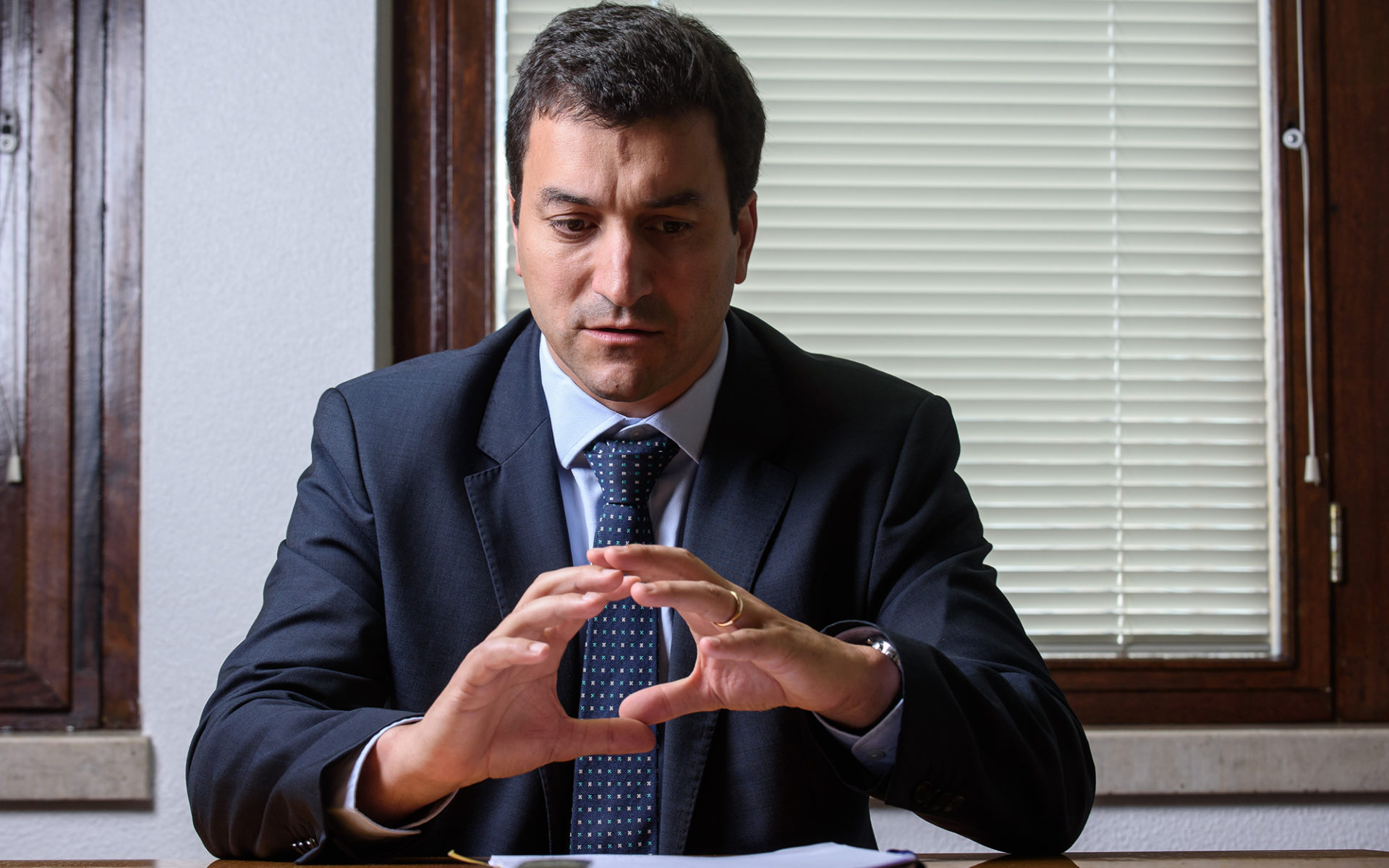 Miguel Silveira, director of Altriflorestal