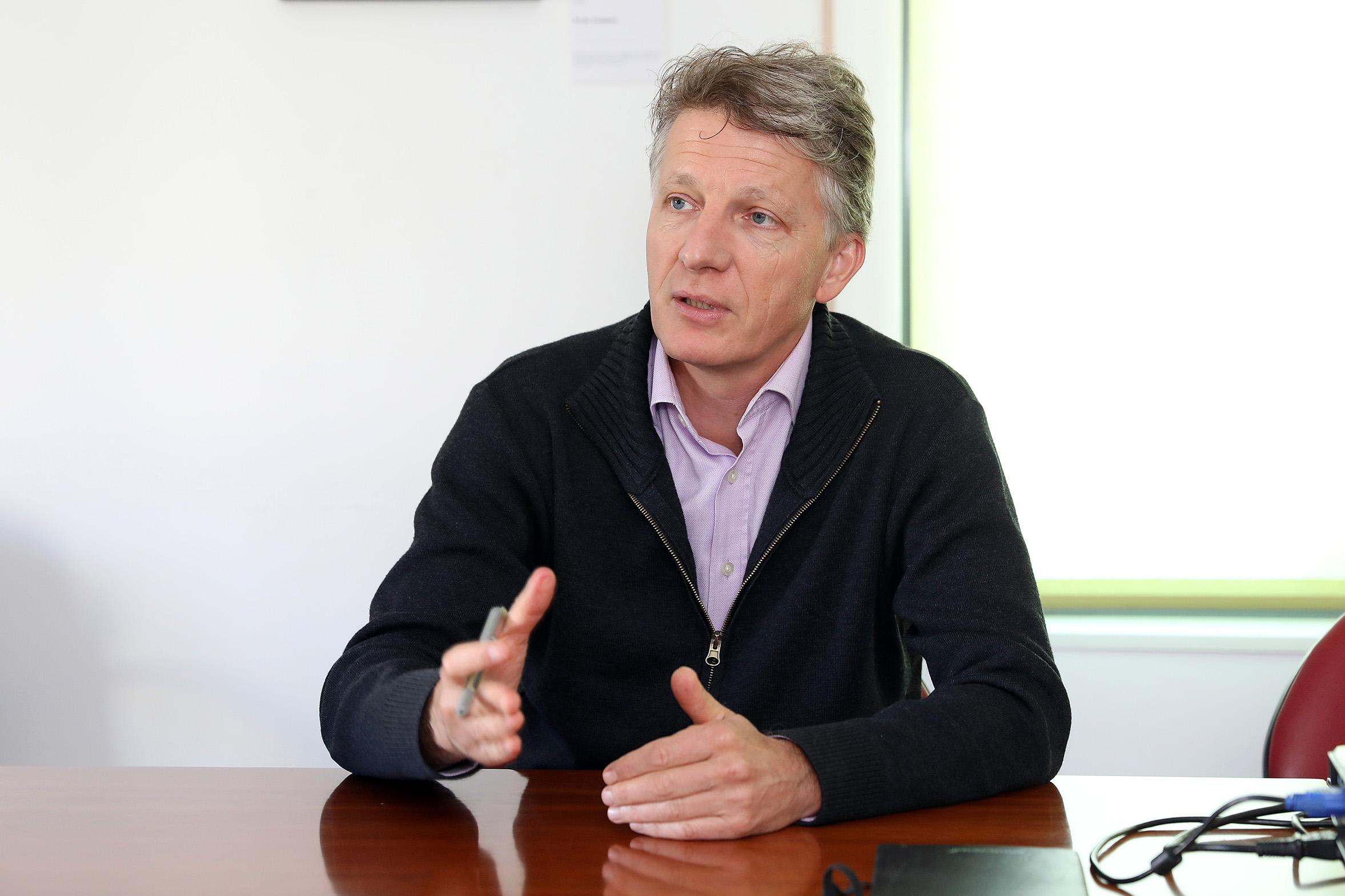 Henk Feith, Production Director, Altri Florestal