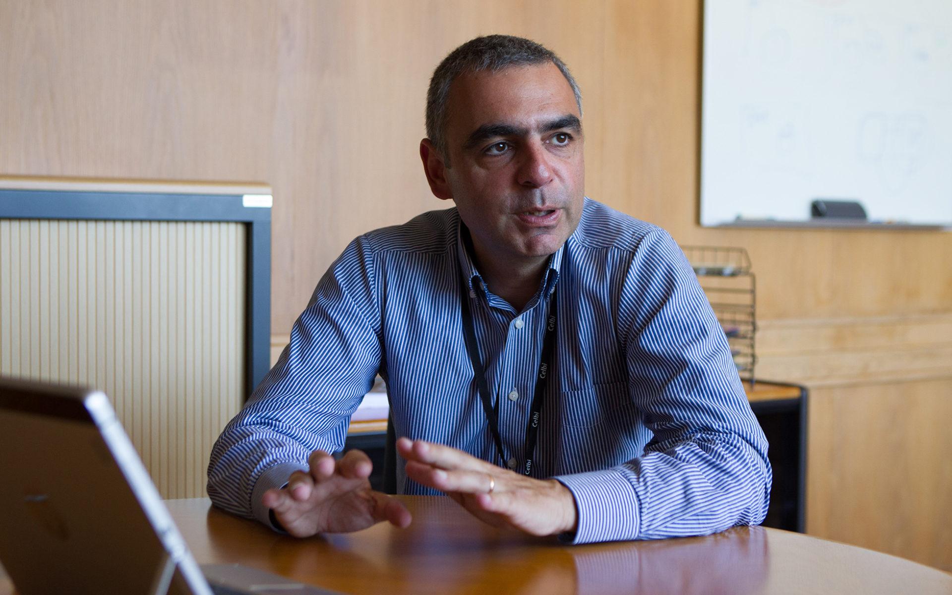 Miguel Coelho, director de Tecnologias de Informação da Altri